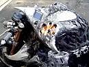 Streetfighter GSX-R 1000 3D Bodywork - Der TüV-Mensch bringt sich dafür um!