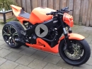 Streetfighter Honda CBR900 - great work, geiler Umbau