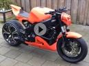 Streetfighter Honda CBR900 - great work, geiler Umbau