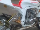 Streetfighter Kwikasfaki: 135 PS Kawa H2 750, GSX-R 400 Rahmen - Böse