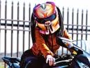 Streetfighter Motorradhelm: Predator 2 von Nitrinos viel böser geht nicht!