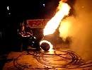 Streetfighter Rheinfront Fireburnout