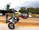 Streetfighter: Ride of the Century 2011 - Street Fighterz - geiles Video, geht vorwärts