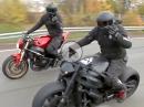 Streetfighter, rockt wie Sau: Geile Mucke, Geile Bikes = Geile Gummivernichtung