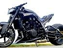"Streetfighter ""Evil Relikt"", Basis Yamaha VMAX von Schusters-Bike - Hammer"