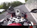 Streetracing Yamaha R1 vs BMW S1000RR by Max Wrist - Full Aggression