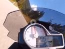 Streetsurfing Namlostal - andrücken mit BMW S1000R