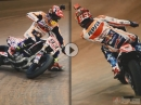Style Check Marc Marquez - Superprestigio Barcelona Dirt Track 2016