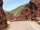 Südfrankreich - Mit dem Motorroller durch die Gorges de Daluis