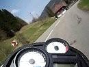 Südschwarzwald mit BMW Megamoto - artgerechte Haltung