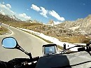 Passo di Giau, Südseiteseite, Nähe: Cortina d'Ampezzo, Dolomiten, Italien