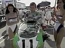 WSBK 1990 Sugo (Japan) - Rennen 2 - Zusammenfassung