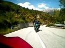 Sulmona Passo San Leonardo, Abruzzen, Italien