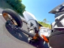 Sumo Fighters Summertime: Wheelie, Crash, Cops - KTM SMC R 690