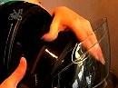 Sunax Blendschutzsystem für Motorradhelme