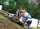 Sunhill Race 2008 - Training mit Schlamm-Freiflügen, Bikercom war hautnah dabei!
