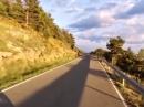 Von Cambrils nach Berga - Sunset drive in Spanien