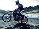 Super Slow Motion Sprung - Yamaha YZ450F und James Stewart - geile Aufnahme