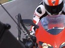Superbike Ducati 1098 Backstage Video von der Rennstrecke