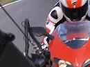 Superbike Ducati 1098 Backstage Video von der Rennstrecke