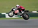 "Superbike Freestyle - Hammer geil! Cadwell Park ""The Mountain"" Vollgas Bergtour"