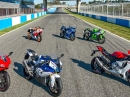 Superbike Test: Yamaha R1 2015 gegen den Rest via MCN