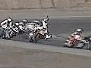 Superbike WM 1991 - Hockenheim (Deutschland) Race 1 Zusammenfassung