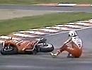 Superbike WM 1991 Magny Cours (Frankreich) Race 1 Zusammenfassung / Highlights