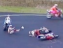Superbike WM 1993 - Estoril (Portugal) Race 1 Zusammenfassung