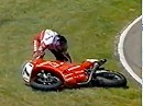 Superbike WM 1993 - Zeltweg (Österreich) Rennen 1 Zusammenfassung