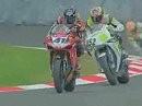 Superbike WM 2007 Runde 06 - Monza / Italien - Rennen 1 Zusammenfassung