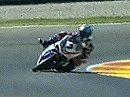 Superbike WM 2010 Valencia (Spanien) - Last Lap / Race 1 Highlights