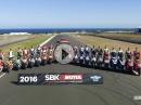 Superbike WM 2016 - Fahrervorstellung