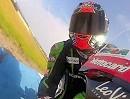 Superbike-WM (SBK) Kawasaki Racing Team. Test Phillip Island , Team