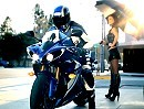 Superbike Yamaha R1 2012 Funny-Video aus den USA - Super gemacht!