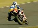 Superbiker Roland Resch testet die Zupin Ducati 848 auf dem Pannoniaring. Was bringt ein Rennstreckenumbau?