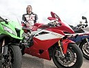 Superbike Vergleichtest: MV Agusta F4RR vs Kawasaki ZX-10R vs BMW S1000RR - Flat out