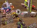 Supercross Anaheim (2) 2016: 250SX Highlights - Braap