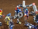 Supercross Glendale 2016 - 250SX Highlights