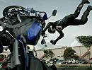 Geile und realistische Motorradunfall Rekonstruktion: Gas weg und du wirst nicht getötet
