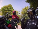 """Superhelden"" Z Attack: Kawasaki Z900 vs. Z650 - genial gemachtes Video von triplespeed!!"