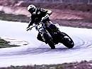 Supermotard el Circuito de Campillos Jan/2010