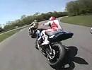 SuperMoto 2010 - Anneau du Rhin - #33 (05.2010) - Gebückte herbrennen