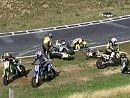 """Driften, Racing Abflüge, Crash: Alles was Supermoto """"liebenswert"""" macht ;-)"""