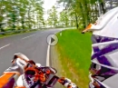 Supermoto redlich durch den Spessart bewegt - Braapp - by Sumo fighters