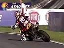 Supermoto GP Lombardia in Ottobiano Italien 25.10.2009