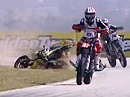Supermoto GP von Bulgarien 2010 - Pleven die Highlights