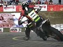 Supermoto Meister 2009 S3 Kevin Würterle in Szene gesetzt von JJ-TV