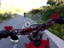 Supermoto Paradies Korsika - Honda XR650R - D343