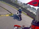 Supermoto Frühling -Training mit KTM 450 SMR in Harsewinkel